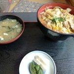 滝太郎あさひ - 料理写真:地鶏親子丼