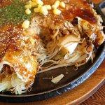 せっせ - 広島風 生イカ・卵の切り口