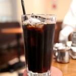 ル・ピノー - アイスコーヒー (420円) '15 10月下旬