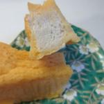 ラ ブリオッシュ - ブリオッシュ自慢の食パンと100%発酵バターを組み合わせたこの店の人気商品です。