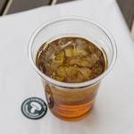 THIS 伊豆 SHIITAKE バーガーキッチン - ウーロン茶