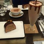 リンツ ショコラ カフェ - バレンタインカフェ巡り