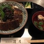 47445927 - 肝入り鰻丼