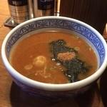 三田製麺所 - つけスープ