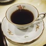 紅茶文庫 ブンコ ティー ルーム - コーヒー