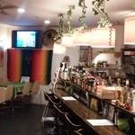 アスリートカフェフィールドHola&Aloha - メキシカンとハワイアンを融合させた南国な雰囲気