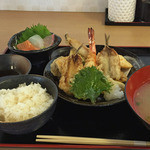 47448302 - 天ぷら定食