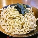 家族亭 - 親子丼セットのミニ蕎麦