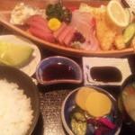 鎌路 - 料理写真:かね路定食(1350円)