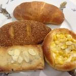 むてんかパンの店 ほびっと - 料理写真:無添加のパン