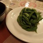 とり直 - 枝豆