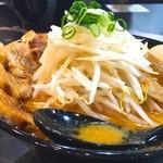 麺屋 白虎 - 富士山盛り味噌らーめん 1,100円