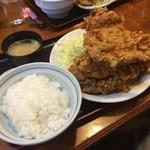 福味 - 鳥のからあげ 5個:大 (800円+TAX)