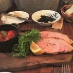 アルルの食堂 urura - 豚のグリル