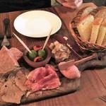 アルルの食堂 urura - シャルキュトリー