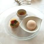 レストランアンド - 苺のデザート