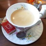 VAULT COFFEE - ロイヤルミルクティー(550円)