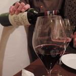 ビストロノミー・ラトリエ1959・ヨコハマ - 今週のグラスワイン、マルベック(730円)