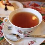 カフェ パルコル - 紅茶