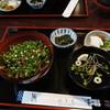 ふぢ井うなぎ - 料理写真:やっぱり、鰻わさ丼