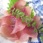 Kawachiya - 鯉のあらいアップ
