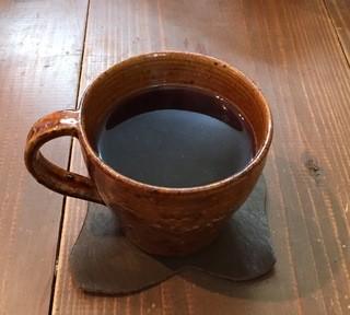 シンパティカリモーネ - プレスコーヒー