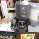 安安食堂 - セルフのコーヒー