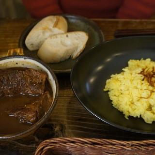 うるしカレー - 料理写真:
