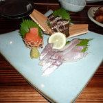 円 - 料理写真:お造り盛り合わせ