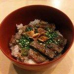 Shin - ステーキ丼