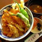 ほん陣 - 芦ノ湖丼