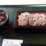 手打そば 野の花 - 鴨ロース(972円)