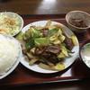 Hakuriyuu - 料理写真:焼肉定食=800円