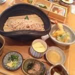 日本料理 喜水亭 - 五島うどん御膳^q^