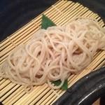 日本料理 喜水亭 - うどん のUP^^