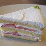 47463014 - 苺のショートケーキ