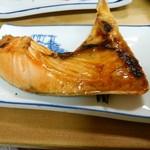 てっぺい - 料理写真:【2016.2.13(土)】鮭のかま焼