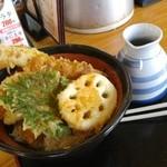 あげたて - サンキュー丼 ¥390-