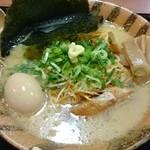 伝丸 - 濃厚ねぎ味噌スペシャル(税込980円!)