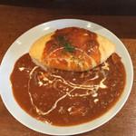 ラ・レプブリック - これ今迄食べたオムライスで一番美味い!