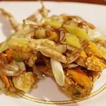 唐苑 - 葱姜炒飞蟹