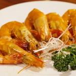 唐苑 - 烤大虾