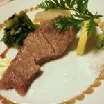 47469811 - 京都産和牛のステーキ