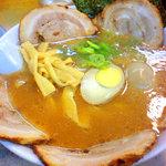 とむちゃん - チャーシュー麺