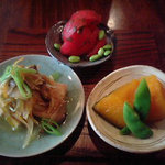 カイラスレストラン - ごはんセット880円
