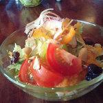 カイラスレストラン - サラダ