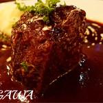 ラ・フォンテ - 2015 和牛ほほ肉の赤ワイン煮込み