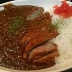 牛カツ東京 - カレー