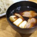 そば舎・中中 - 鴨汁蕎麦