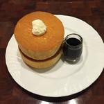 星乃珈琲店 - 私のパンケーキです。
